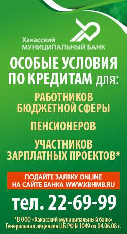 Хакасский муниципальный банк
