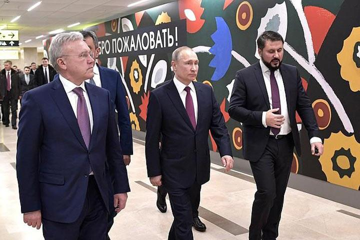 ВКрасноярском крае неуспели всрок выполнить указы Российского Президента