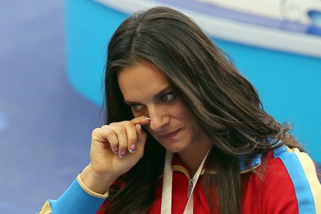 Исинбаева желает возглавить ВФЛА
