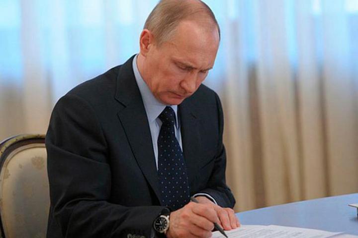 Путин подписал указ опризыва военных запаса насборы
