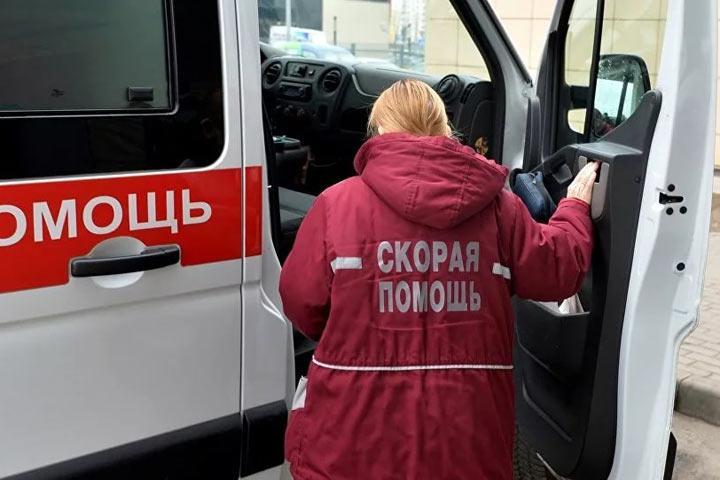 Мужчина напал нафельдшера скорой помощи вХакасии