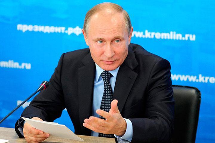 Путин позволил ФСО ограничивать движение транспорта наохраняемых трассах