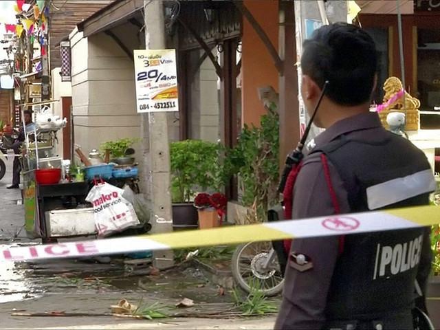Возле отеля вТаиланде взорвался заминированный автомобиль