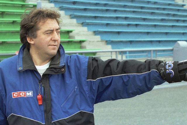 ФХМР наложила продолжительную дисквалификацию нанаставника «Енисея» Ломанова