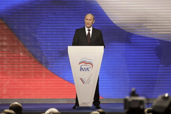 Путин определился сучастием ввыборах