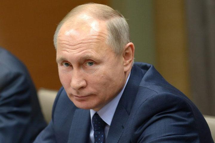 Кремль назвал дату приезда В. Путина вНовосибирск