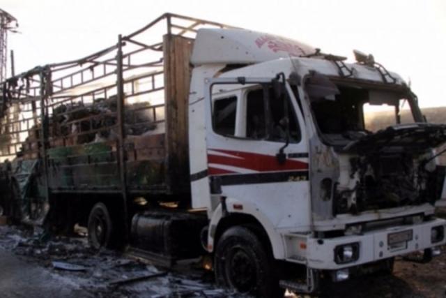 Песков: участие русских ВСватаке против мирных жителей Сирии исключено