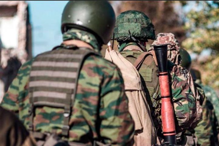 СБУ обнародовала очередные данные бойцов «Вагнера» вСирии