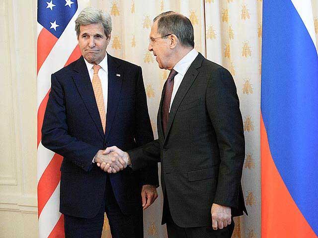 Впроцессе переговоров Лавров иКерри обсуждали тему Надежды Савченко