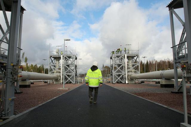 «Газпром» установил рекордный объем газа по«Северному потоку» вЕвропу