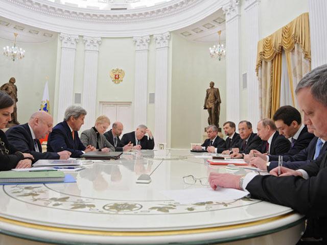 Напереговорах Керри иЛавров сообщили о Надежде Савченко