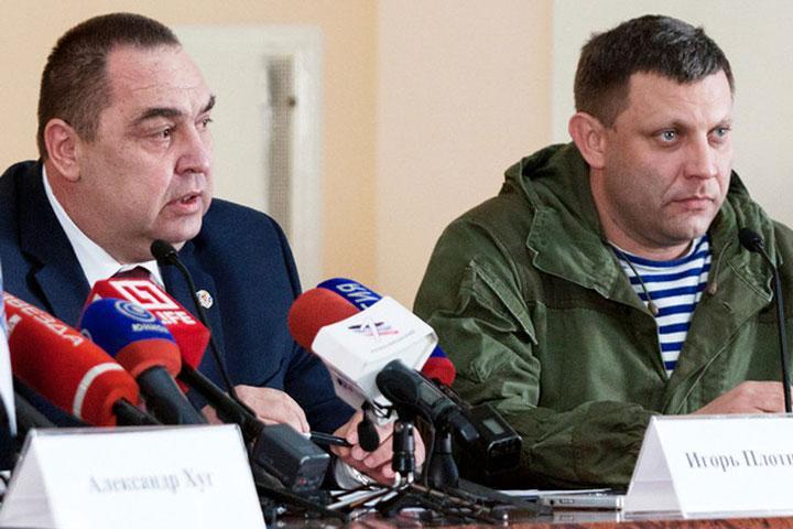 Плотницкий: Указ В.Путина приближает ЛНР кмировому признанию