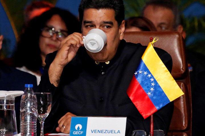 ВВенесуэле сообщили обувеличении добычи нефти на млн баррелей всутки
