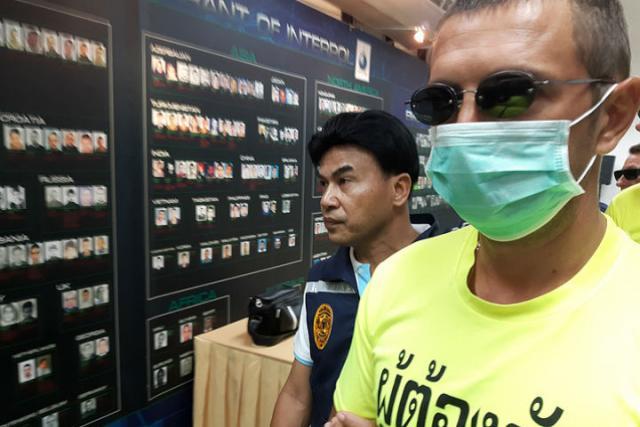 Россиянина Смольникова, задержанного вТаиланде, депортируют народину