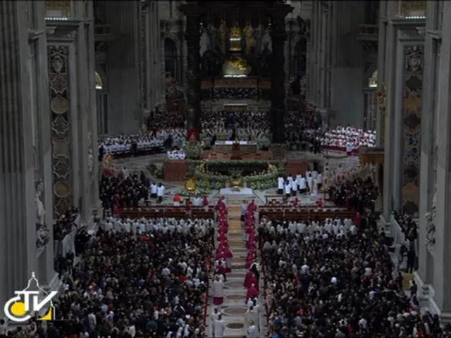 Католики всего мира празднуют Пасху— праздник Воскресения Иисуса Христа