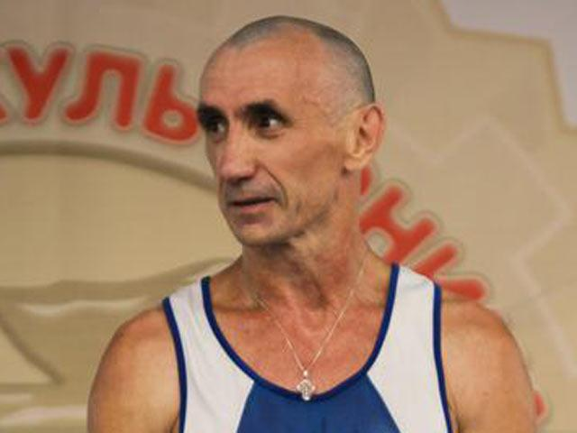 Красноярец установил новый мировой рекорд по подтягиванию
