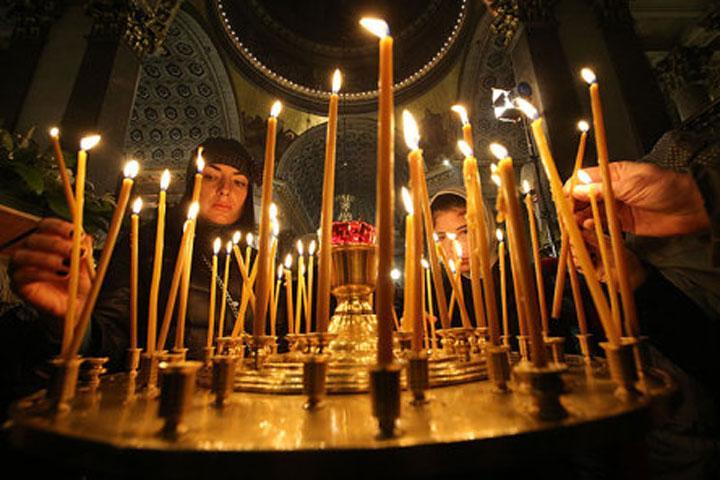 Песков поведал, вкаких церквях крестили родителей В. Путина