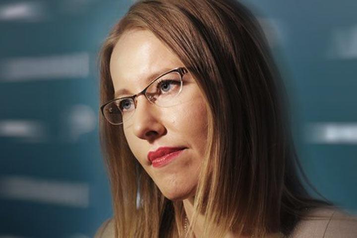 Собчак: показалось, что мое намерение идти навыборы Путину непонравилось