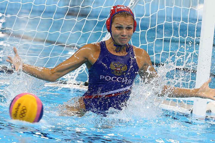 Женская сборная РФ поводному поло стала бронзовым призером чемпионата мира