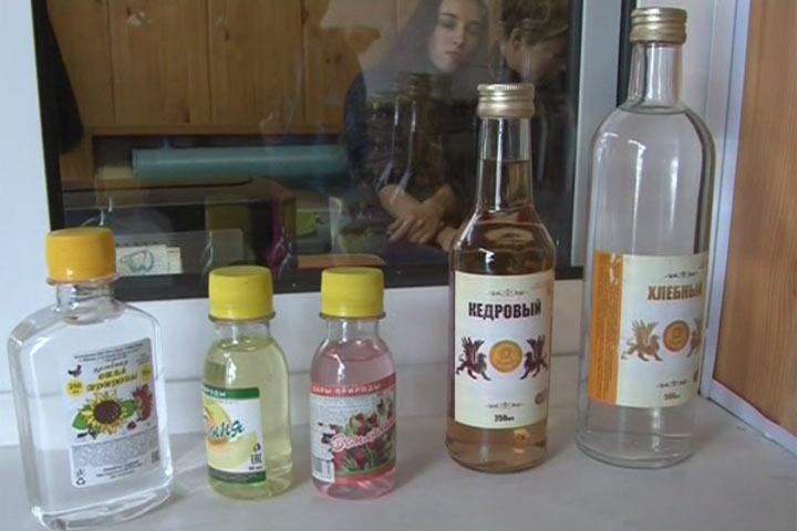 В Хакасии - общероссийский прецедент: отдан под суд торговец ароматизаторами