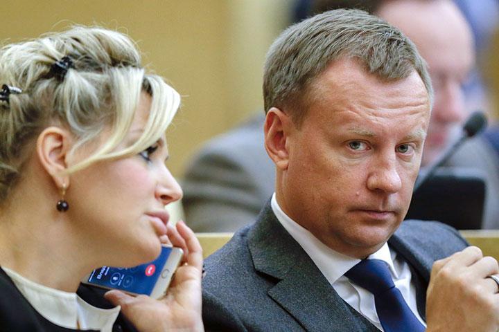 Защита Вороненкова обжаловала заочный арест