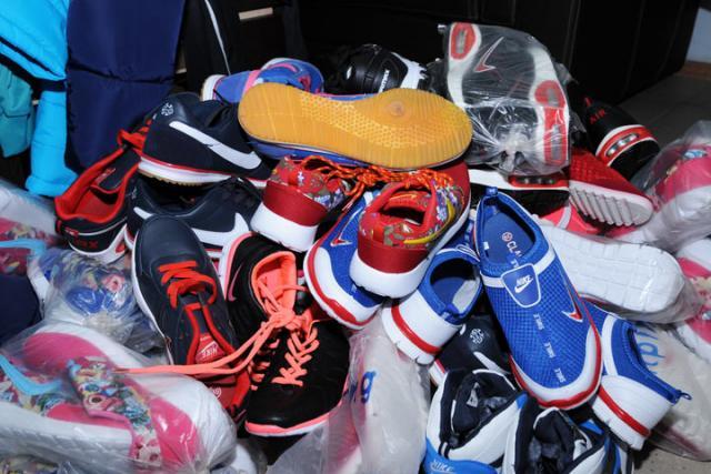 Хакасская таможня запереживала за авторские права «Adidas» и «Chanel»