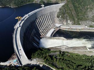 Настоящая причина аварии на СШ ГЭС не установлена