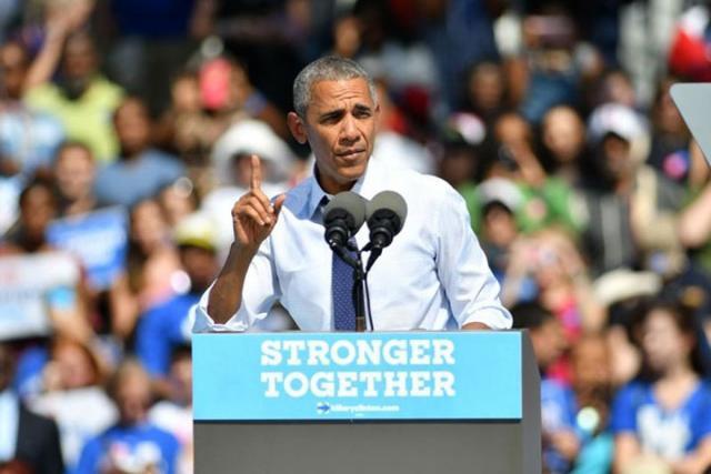 Барак Обама: Путин для Трампа является образцом подражания