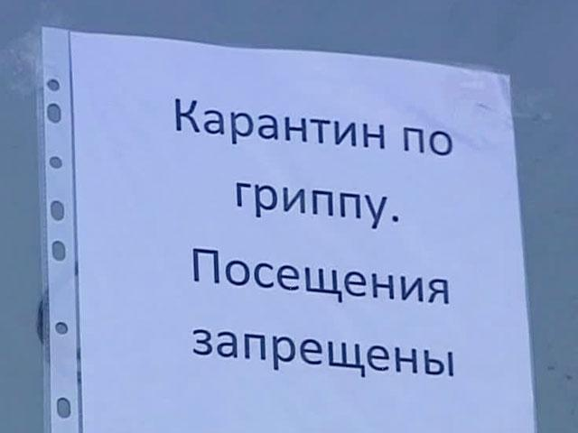 Карантин погриппу вшколах Екатеринбурга может быть продлен