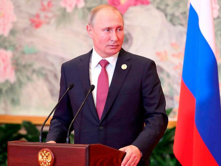 Российская Федерация готова кнормализации отношений сСША— Путин