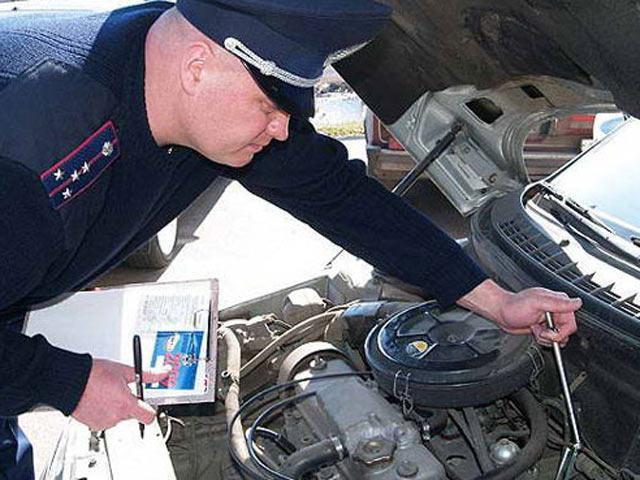 В МРЭО УГИБДД по Хакасии объяснили, почему поставили на учет ворованный автомобиль