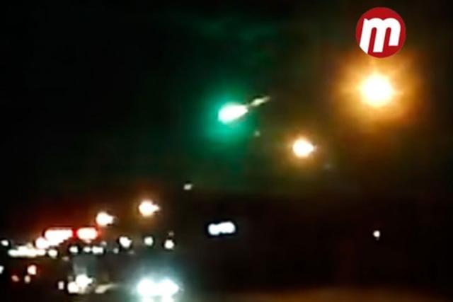 Ученые позаписям видеорегистраторов проследили путь метеорита наБайкале