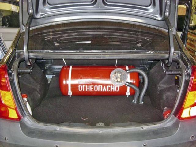 Правительство не поддержало отмену налога для владельцев авто на газе
