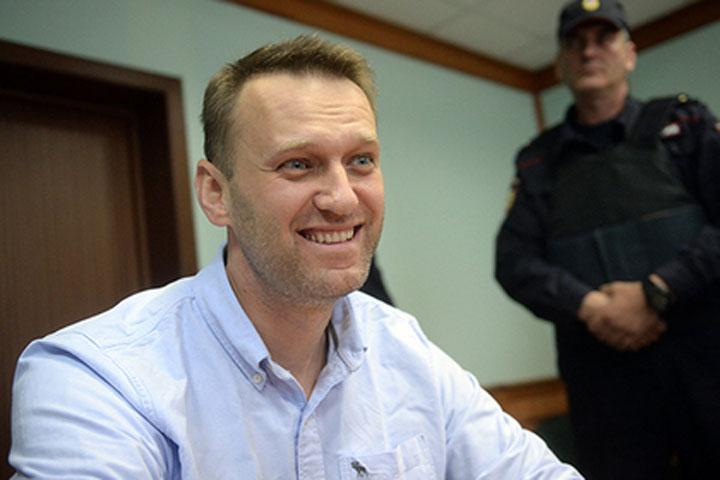 Навальный вышел насвободу после 25-дневного ареста