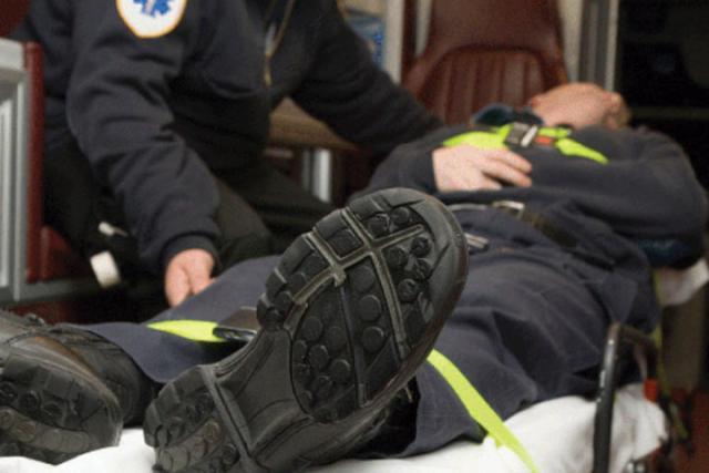 Впроцессе ремонта экскаватора вХакасии сварщик получил 20% ожогов тела