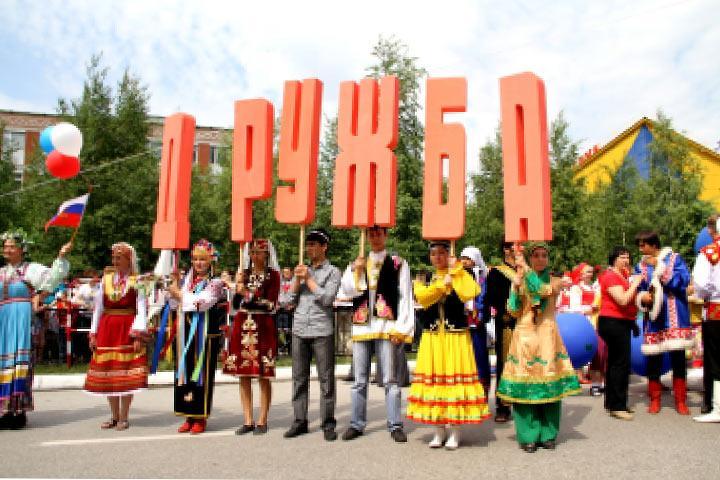 Хакасия отметит День России народными гуляньями