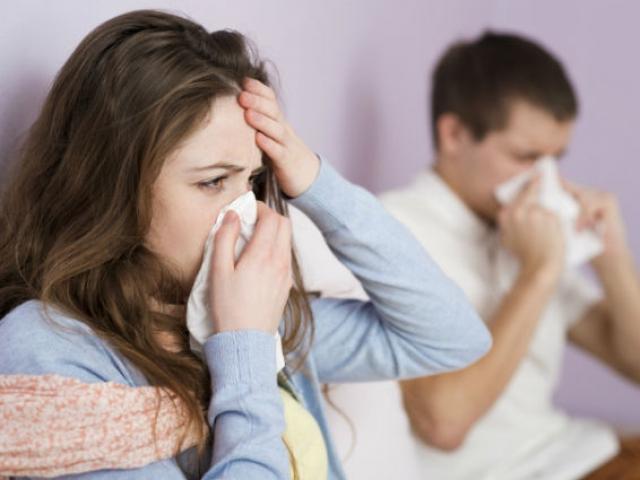 В Сумах уменьшилась заболеваемость ОРВИ и гриппом