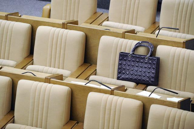 Государственная дума будет публиковать список депутатов-прогульщиков