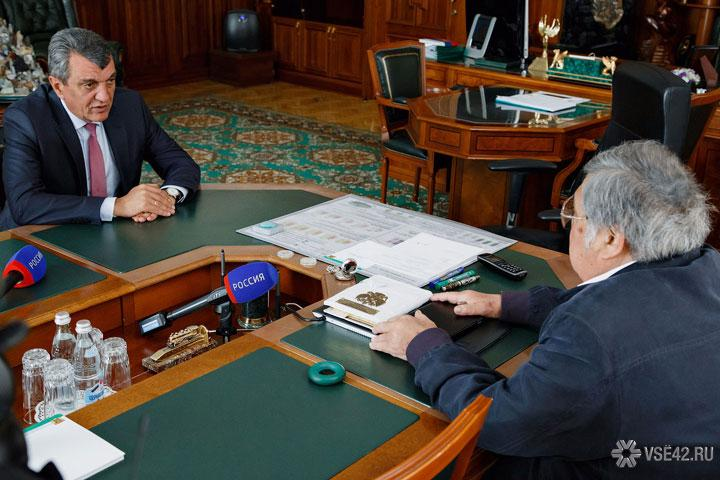 Омский федеральный инспектор судится сполпредом президента Меняйло