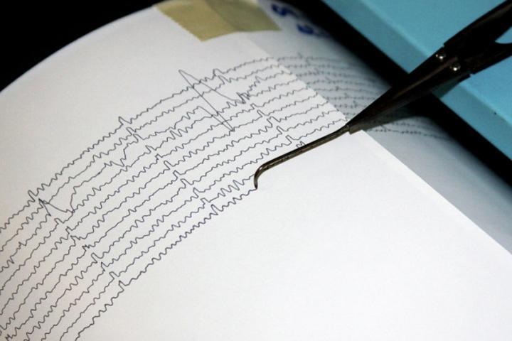 Землетрясение магнитудой 4,9 случилось уберегов Камчатки
