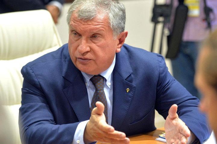 Сберегательный банк убрал изотчета о«Роснефти» критику вадрес Сечина