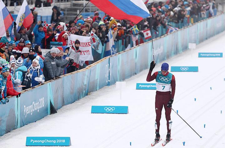 Русские лыжники Большунов иЛарьков выиграли две медалиОИ