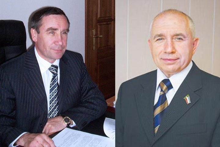 В Хакасии главы муниципалитетов Байбородов и Пономаренко уходят