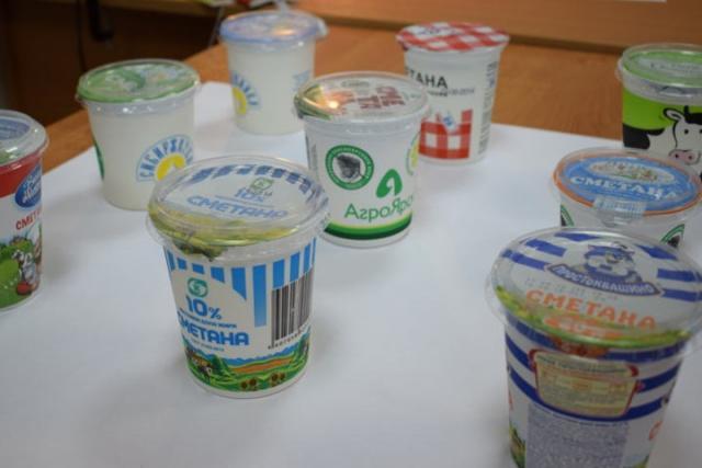 Специалисты проверили качество сметаны, продающейся вмагазинах Красноярска