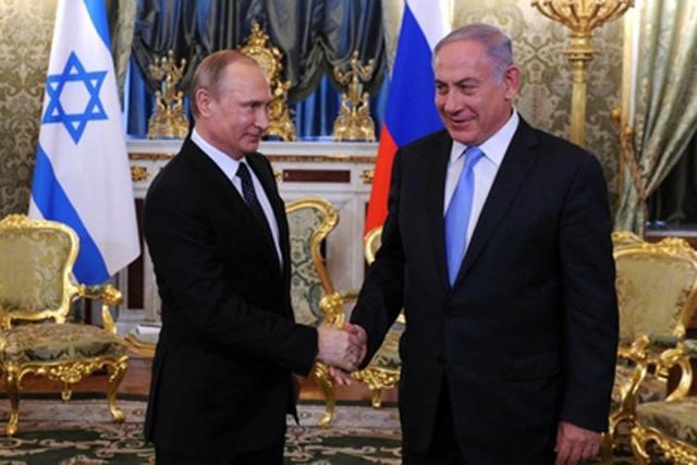 Премьер Израиля поведал одоговоренностях сПутиным поСирии