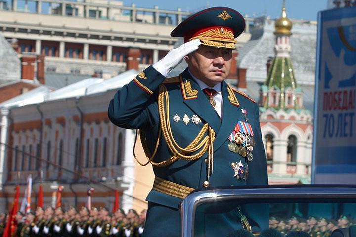 Парад Победы 9мая этого года в российской столице
