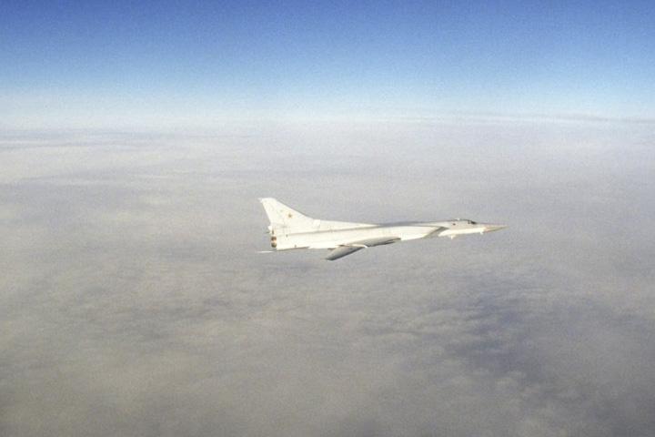 Самолет ВКСРФ вскоре  снова  пролетит над территорией США