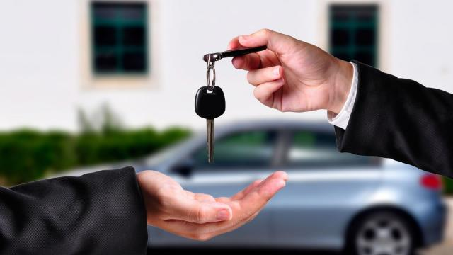 Накорпоративные продажи вТюменской области приходится каждый 7-мой автомобиль