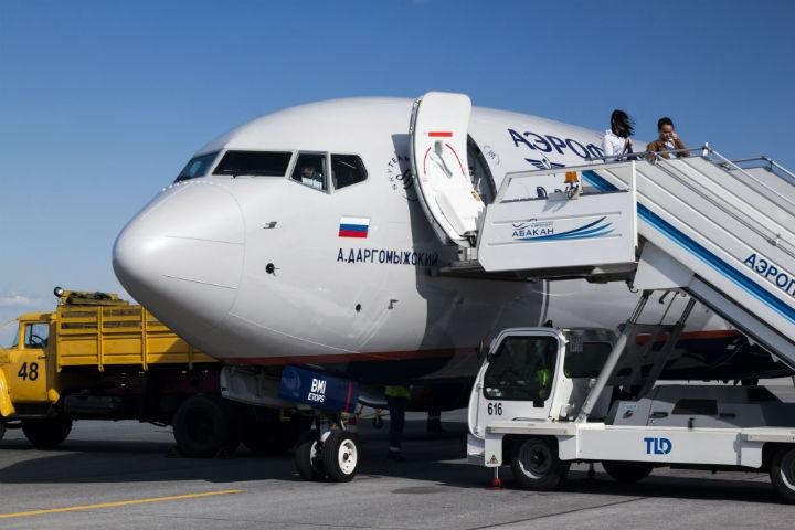 Аэропорт Хабаровска перешёл на«зимнее» расписание