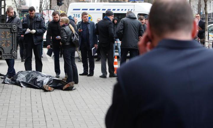 Найден сообщник убийцы Вороненкова— версия украинской столицы окончательно развалилась